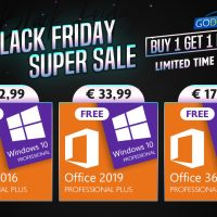 Adelántate al Black Friday comprando una licencia de Office con la de Windows 10 gratis