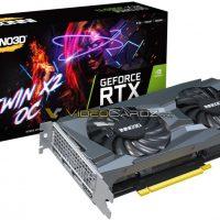 Inno3D descataloga una GeForce RTX 3070/3060 Ti, no hay chips gráficos para tantas variantes