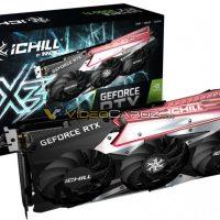 Filtrada la Inno3D GeForce RTX 3060 Ti iChill X3 y la GeForce RTX 3060 Ti Twin X2