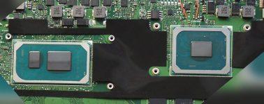 Aparecen unos gráficos integrados Intel Iris Xe Pod por GPU-Z