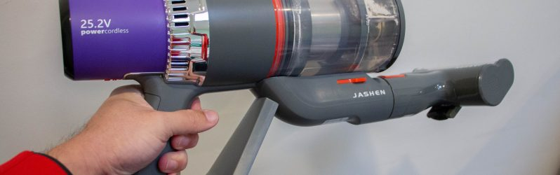 Review: Jashen V16 (aspirador inalámbrico)