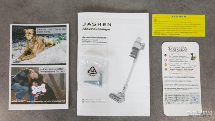 Jashen V18 - Documentación