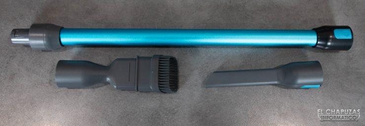 Jashen V18 - Extensor y cabezales