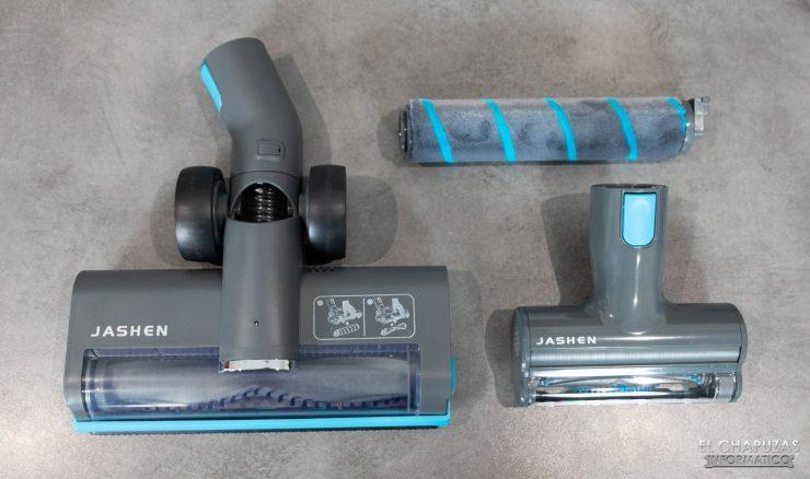 Jashen V18 - Accesorios limpieza