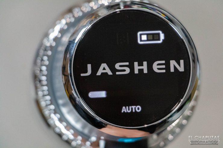 Jashen V18 - Pantalla
