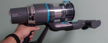 Review: Jashen V18 (aspiradora sin cable 2 en 1)