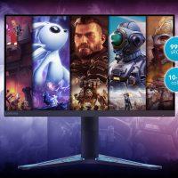 Lenovo G27Q-20 & G27-20: Monitores QHD & FHD de 27 pulgadas @ 165/144 Hz