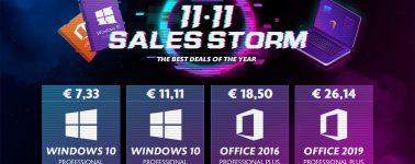 Aprovecha las ofertas del Día del Soltero y llévate Windows 10 desde 5,55 euros