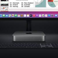 Los Mac con CPUs Apple M1 reconocen las GPUs externas, pero la aceleración por hardware está desactivada