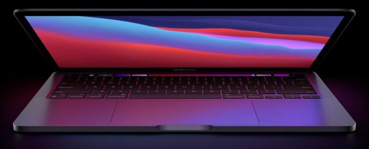 MacBook Pro con CPU Apple M1