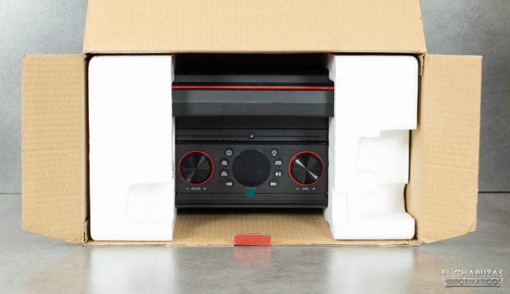 Motorola Sonic Maxx 810 - Embalaje 5