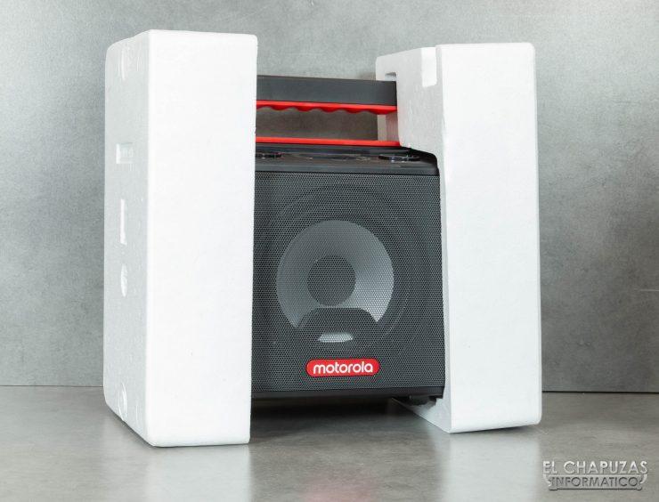 Motorola Sonic Maxx 810 - Embalaje 6