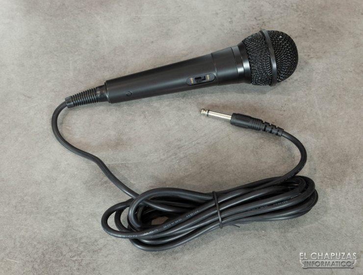 Motorola Sonic Maxx 810 - Micrófono