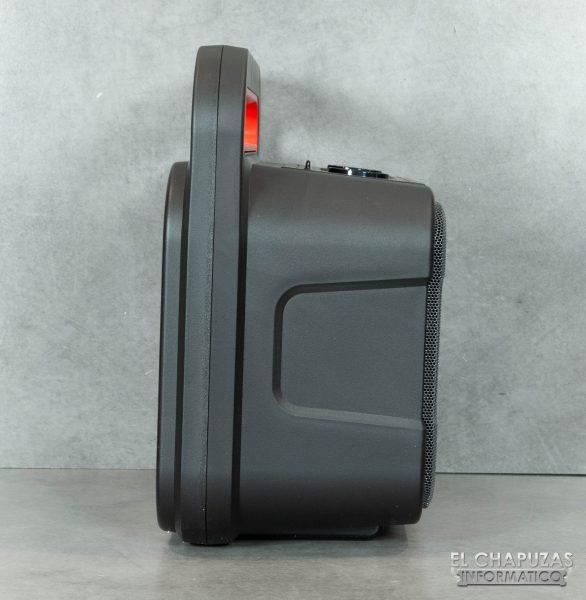Motorola Sonic Maxx 810 - Vista lateral derecho