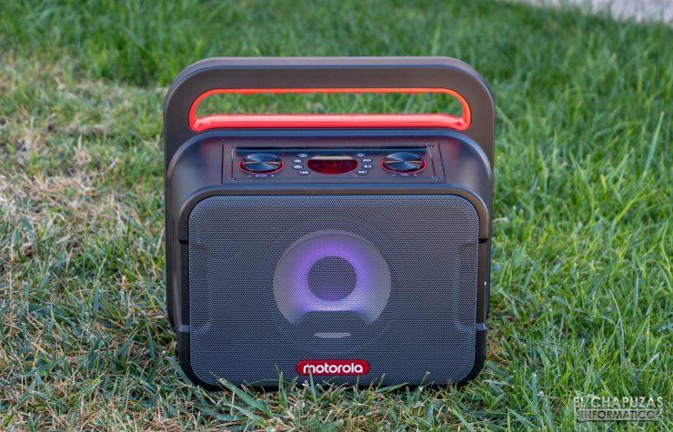 Motorola Sonic Maxx 810 - Pruebas