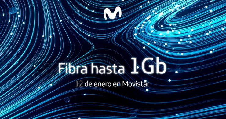 Movistar 1 Gbps
