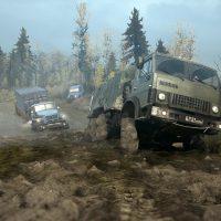 Descarga gratis el MudRunner desde la Epic Games Store