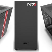 NZXT anuncia el lanzamiento de su chasis limitado H510i Mass Effect