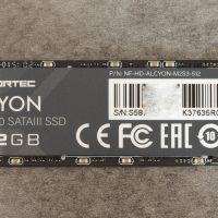 Review: Nfortec Alcyon (SSD M.2 SATA III)