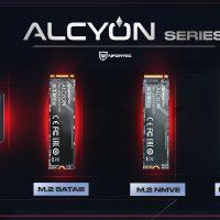 Nfortec anuncia su entrada en el mercado de los SSDs con las unidades Alcyon X y Alcyon