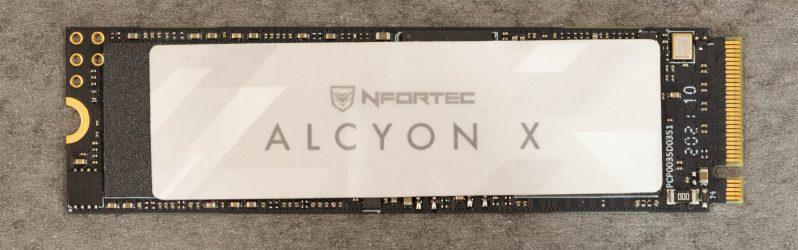 Review: Nfortec Alcyon X (SSD M.2 NVMe)