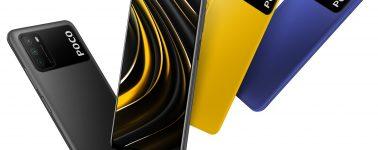 Poco M3: 6.53″ FHD+, Snapdragon 662 y 6000 mAh a un precio de partida de 129 euros