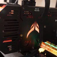 La PowerColor Radeon RX 6800 XT Red Devil se deja ver antes de tiempo, alcanza los 2,80 GHz