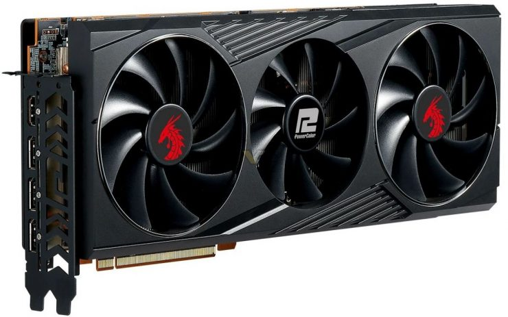 Radeon RX 6800 XT Red Dragon