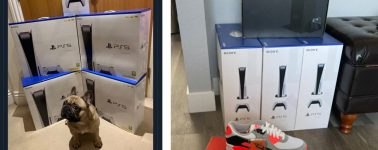 Un grupo de revendedores compró cerca de 3.500 consolas PlayStation 5 en Europa con bots