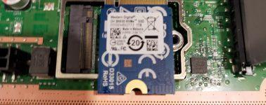 La Xbox Series X|S emplea un SSD estándar M.2 NVMe de Western Digital ¿Se podrá reemplazar?