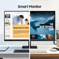 Samsung M7/M5: Monitores para PC con funciones de Smart TV