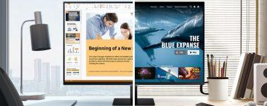 Samsung M7/M5: Monitores para PC con funciones de Smart TV