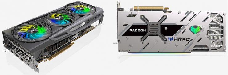 Sapphire Radeon RX 6800 XT NITRO+ SE