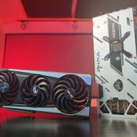 La Sapphire Radeon RX 6800 (XT) NITRO+ se deja ver con todo lujo de detalle