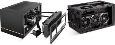 SilverStone SUGO 14 (SST-SG14B): Chasis Mini-ITX para hardware de alto rendimiento