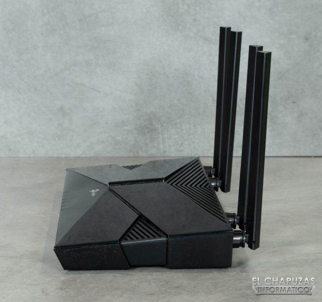 TP-Link Archer AX50 - Vista lateral derecho