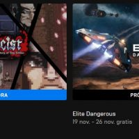 Descarga gratis The Textorcist desde la Epic Games Store, la próxima semana Elite Dangerous