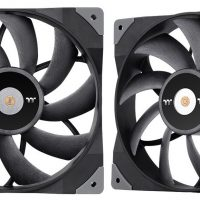 Thermaltake lanza sus ventiladores de alto rendimiento Toughfan 14 High Static Pressure Radiator Fan