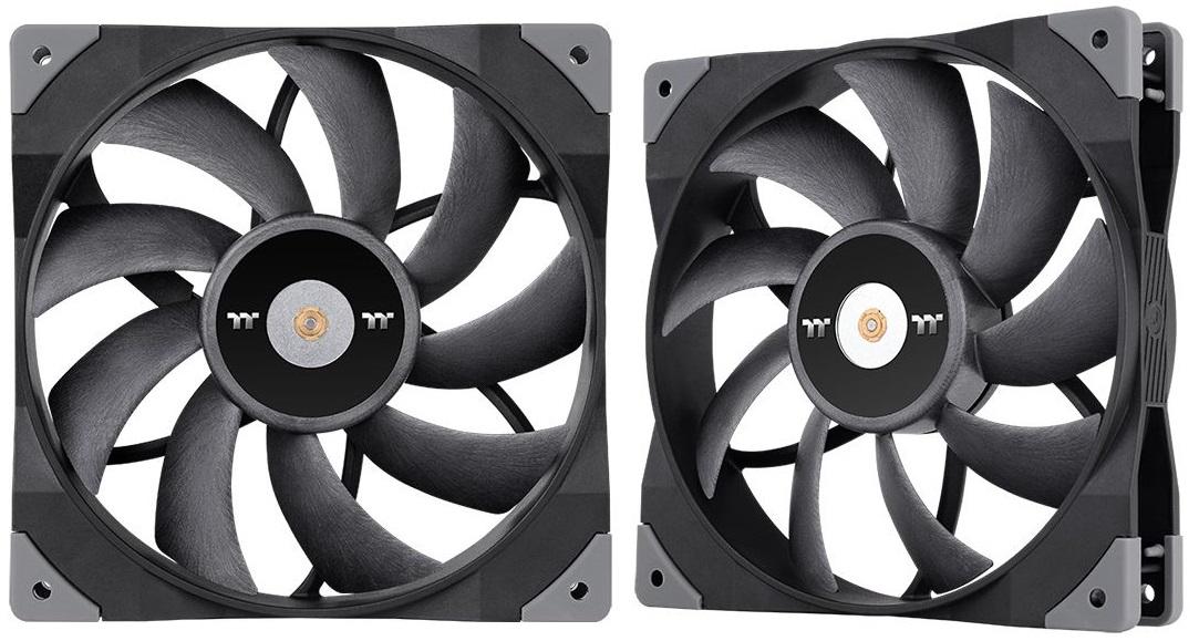 Thermaltake lanza sus ventiladores de alto rendimiento Toughfan 14 High Static Pressure Radiator Fan