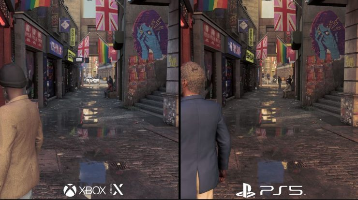 Watch Dogs Legion en Xbox Series X vs PlayStation 5 740x414 1