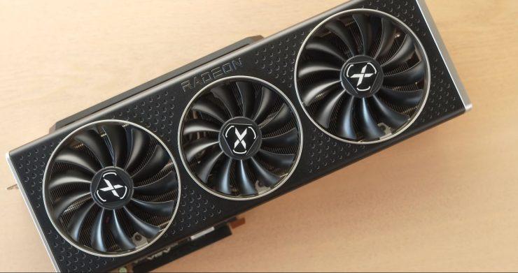 Radeon RX 6800 XT Speedster Merc 319
