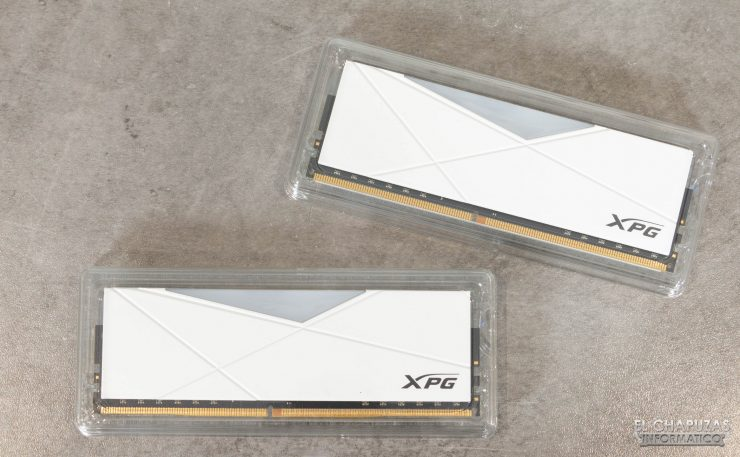 XPG Spectrix D50 - Embalaje interior