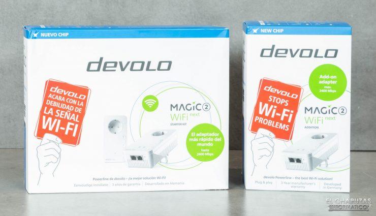 devolo Magic 2 WiFi next - Embalaje 1