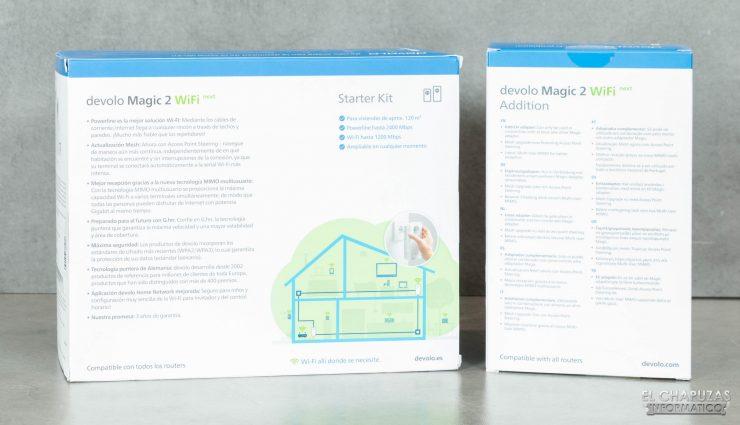 devolo Magic 2 WiFi next - Embalaje 2