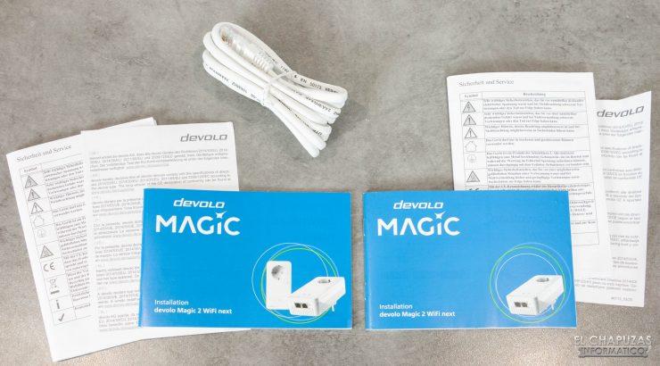 devolo Magic 2 WiFi next - Accesorios