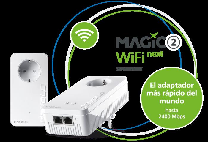 devolo Magic 2 WiFi next - Oficial