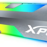 XPG SPECTRIX S20G RGB: SSD M.2 PCIe 3.0 de gama media con iluminación RGB