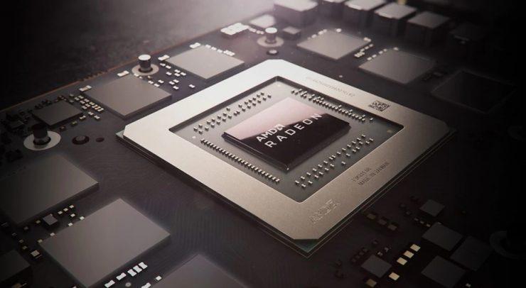 Radeon RX 5700M