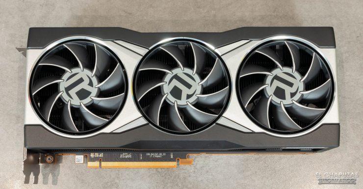 AMD Radeon RX 6900 XT - Inicial