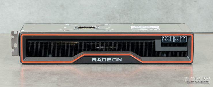 AMD Radeon RX 6900 XT - Lateral